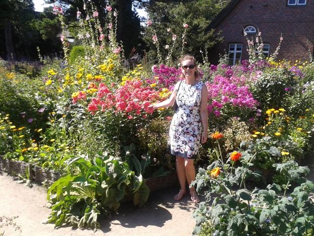 Blumenpracht im Arboretum