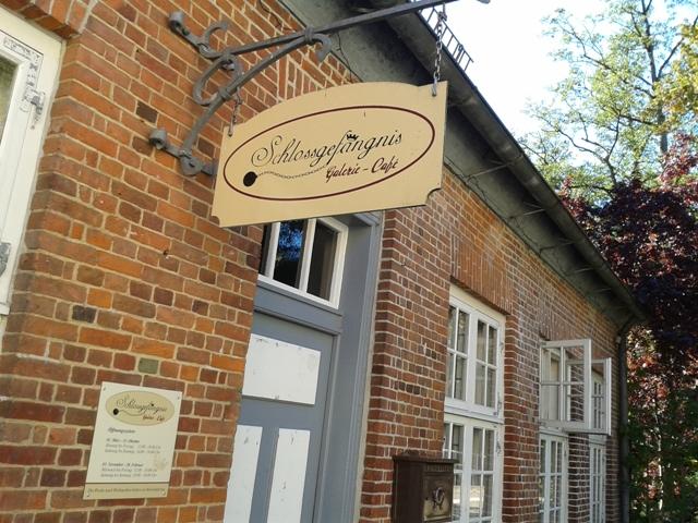 Schlossgefängnis Cafe Rantzau