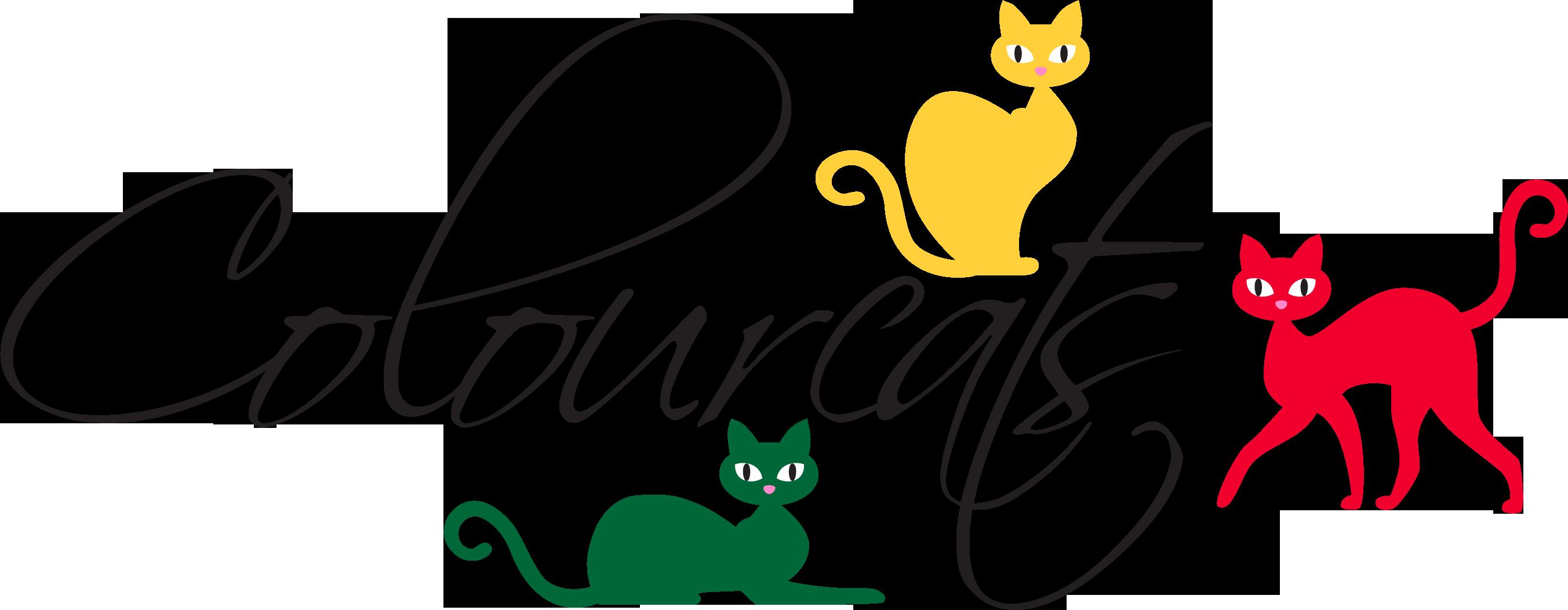 Colourcats - denn Katzen machen das Leben bunter