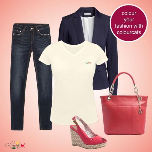 Logo colourcats - Outfit