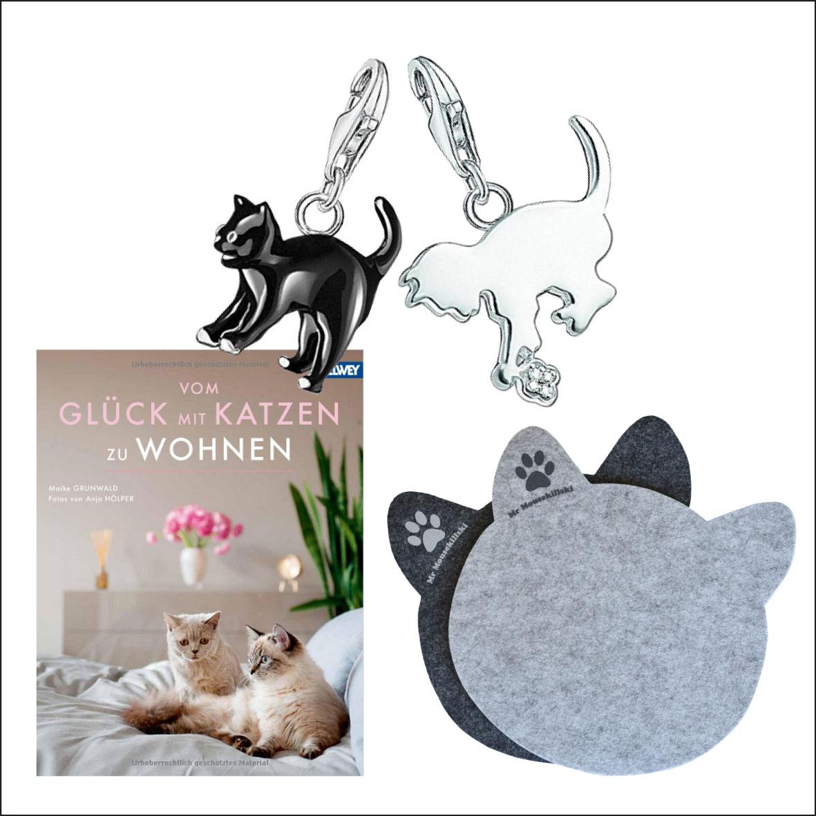 Geschenkideen für Katzenfans