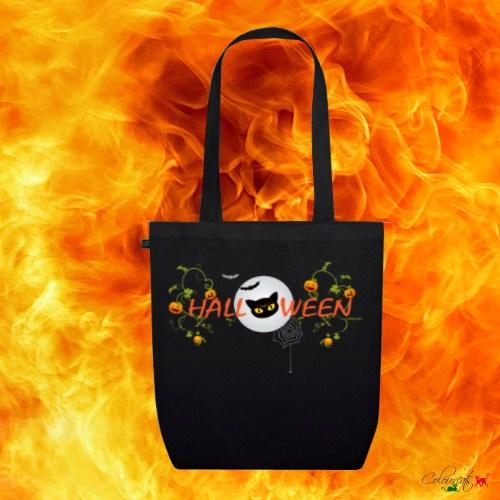 halloween - Tasche