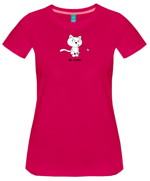 no tablet_Shirt pink