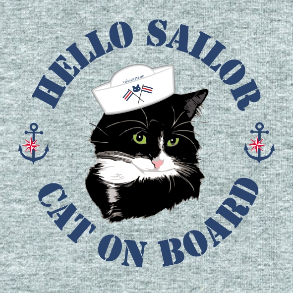 hello sailor – ein neues Design