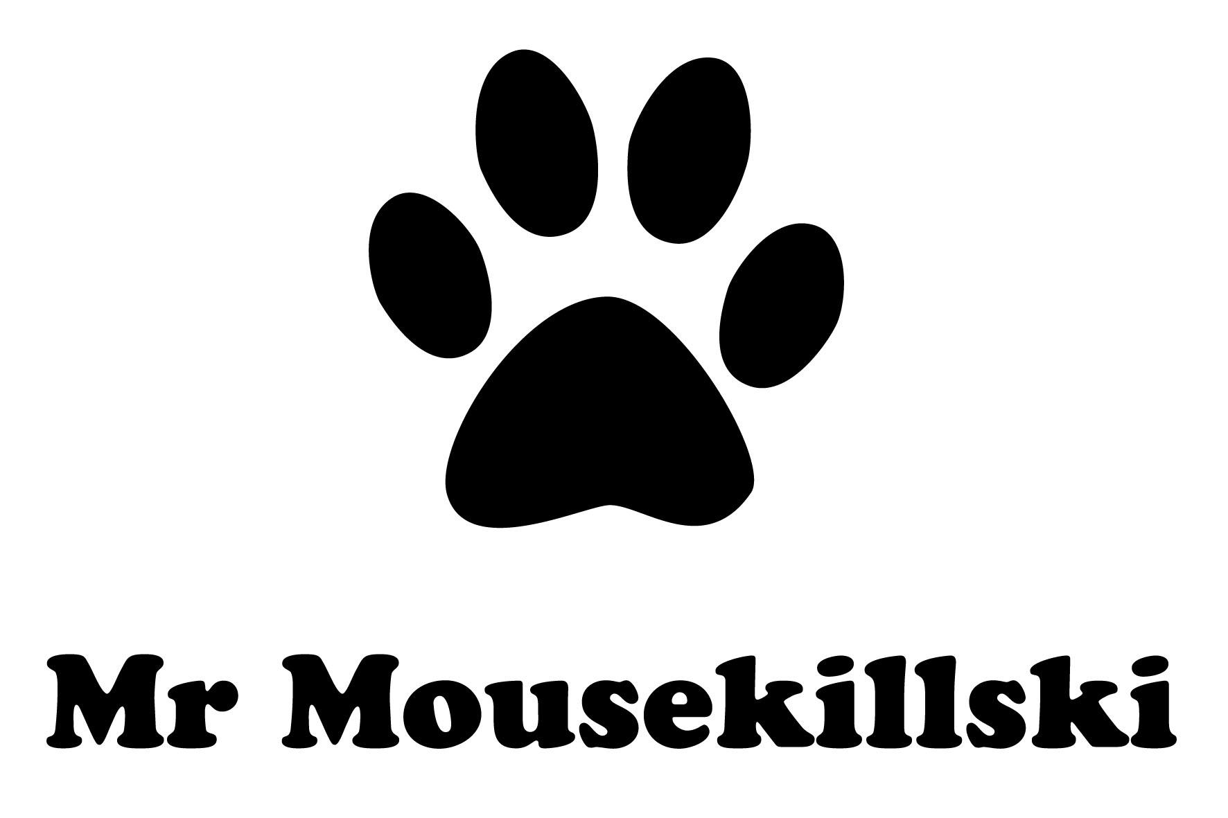 Logo Mr Mousekillski